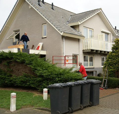 Verhuisbedrijf