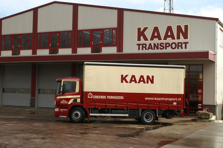 Transportbedrijf Kaan Alkmaar