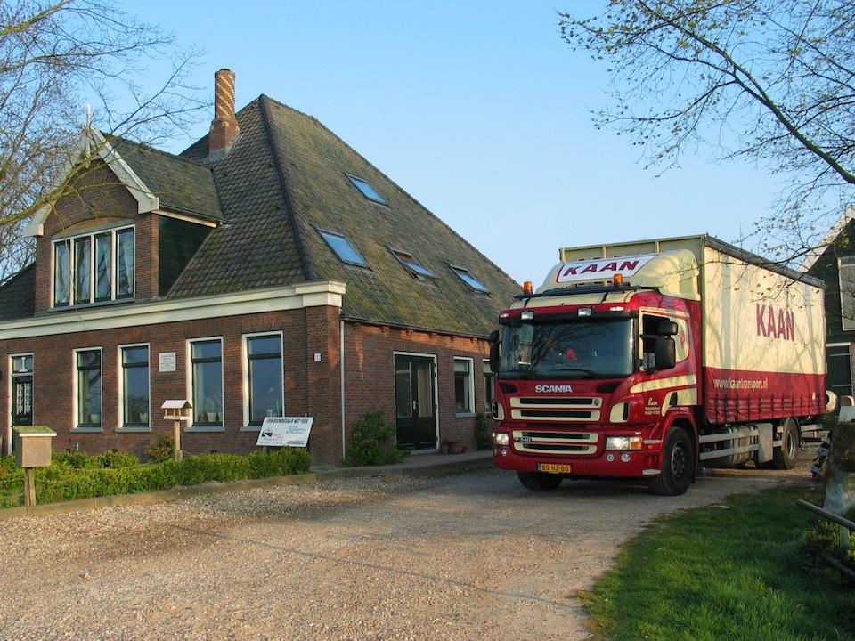 Transportbedrijf Hoorn